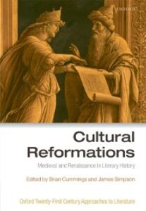 Foto Cover di Cultural Reformations: Medieval and Renaissance in Literary History, Ebook inglese di  edito da OUP Oxford