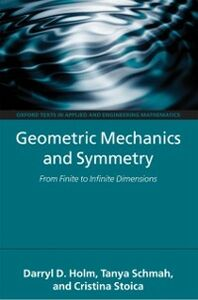 Ebook in inglese GEOMETRY MECHANICS & SYMMETRY OTAEM EBK AL, HOLM ET