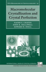 Ebook in inglese Macromolecular Crystallization and Crystal Perfection Chayen, Naomi E , Helliwell, John R , Snell, Edward H