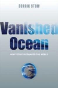 Foto Cover di Vanished Ocean, Ebook inglese di STOW DORRIK, edito da Oxford University Press
