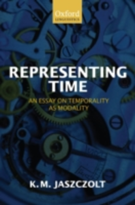 Ebook in inglese Representing Time: An Essay on Temporality as Modality Jaszczolt, Kasia M.