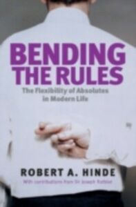 Ebook in inglese Bending the Rules Hinde, Robert A.