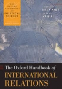 Foto Cover di Oxford Handbook of International Relations, Ebook inglese di  edito da OUP Oxford