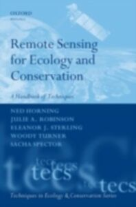Foto Cover di Remote Sensing for Ecology and Conservation: A Handbook of Techniques, Ebook inglese di  edito da OUP Oxford