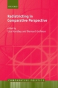 Ebook in inglese Redistricting in Comparative Perspective -, -
