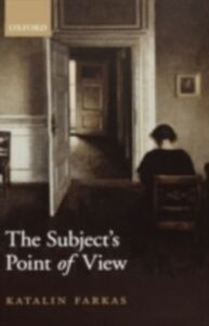 Ebook in inglese Subject's Point of View Farkas, Katalin