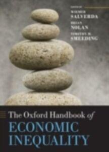 Foto Cover di Oxford Handbook of Economic Inequality, Ebook inglese di  edito da OUP Oxford