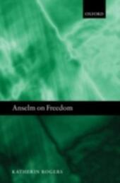 Anselm on Freedom