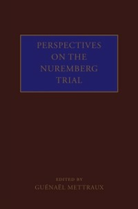 Ebook in inglese Perspectives on the Nuremberg Trial -, -