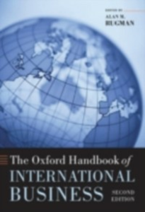 Ebook in inglese Oxford Handbook of International Business -, -