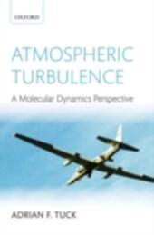 Atmospheric Turbulence: a molecular dynamics perspective
