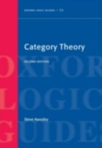Ebook in inglese Category Theory Awodey, Steve