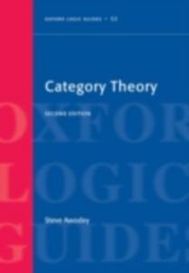 Ebook in inglese Category Theory Awodey, Steve