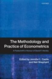 Methodology and Practice of Econometrics: A Festschrift in Honour of David F. Hendry