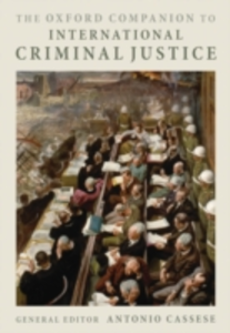 Ebook in inglese Oxford Companion to International Criminal Justice -, -