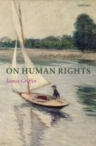 Ebook in inglese On Human Rights Griffin, James