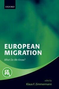 Ebook in inglese European Migration: What Do We Know? -, -