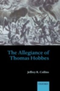 Ebook in inglese Allegiance of Thomas Hobbes Collins, Jeffrey R.