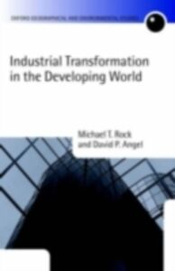 Ebook in inglese Industrial Transformation in the Developing World Angel, David P. , Rock, Michael T.