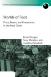 Foto Cover di Worlds of Food: Place, Power, and Provenance in the Food Chain, Ebook inglese di AA.VV edito da OUP Oxford