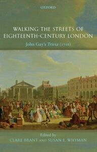 Ebook in inglese Walking the Streets of Eighteenth-Century London N.N, Clare Brant  ,  Susan E. Whyman