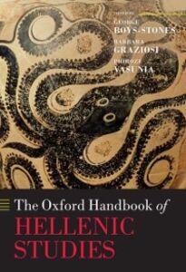 Foto Cover di Oxford Handbook of Hellenic Studies, Ebook inglese di  edito da OUP Oxford