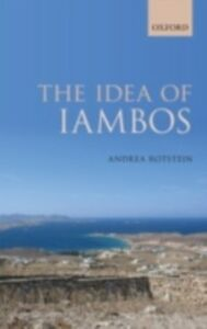 Ebook in inglese Idea of Iambos Rotstein, Andrea