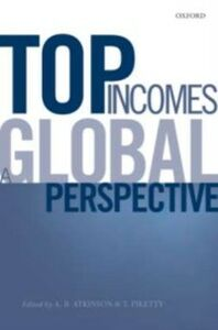 Ebook in inglese Top Incomes: A Global Perspective -, -