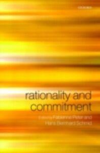 Foto Cover di Rationality and Commitment, Ebook inglese di  edito da OUP Oxford