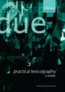 Ebook in inglese Practical Lexicography: A Reader