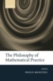 Philosophy of Mathematical Practice