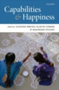 Ebook in inglese Capabilities and Happiness -, -