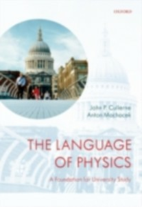 Ebook in inglese Language of Physics: A Foundation for University Study Cullerne, John P. , Machacek, Anton