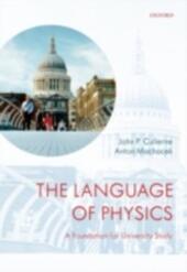 Language of Physics: A Foundation for University Study