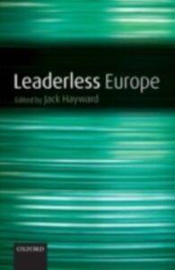 Ebook in inglese Leaderless Europe -, -
