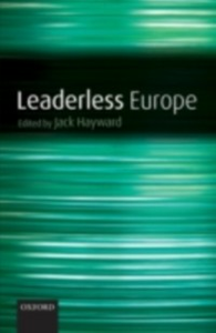 Ebook in inglese Leaderless Europe -, -