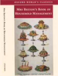 Ebook in inglese Mrs Beeton's Book of Household Management : Abridged edition Beeton, Isabella