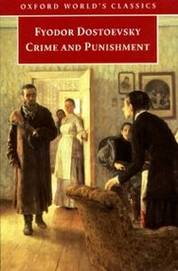 Foto Cover di Crime and Punishment, Ebook inglese di Fyodor Dostoevsky, edito da Oxford University Press, UK