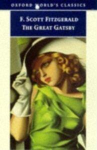 Foto Cover di Great Gatsby, Ebook inglese di F. Scott Fitzgerald, edito da OUP Oxford