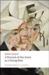 Ebook in inglese Portrait of the Artist as a Young Man Joyce, James