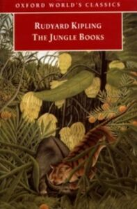 Ebook in inglese Jungle Books Kipling, Rudyard