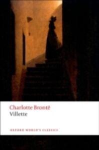 Ebook in inglese Villette Bront&euml , , Charlotte