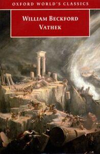 Foto Cover di Vathek, Ebook inglese di WILLIAM BECKFORD, edito da Oxford University Press