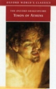 Ebook in inglese Oxford Shakespeare: Timon of Athens Shakespeare, William