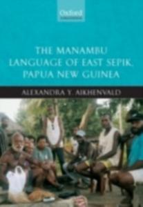 Ebook in inglese Manambu Language of East Sepik, Papua New Guinea Aikhenvald, Alexandra Y.