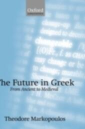 Future in Greek: From Ancient to Medieval