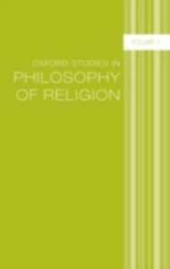 Ebook in inglese Oxford Studies in Philosophy of Religion: Volume 1 -, -