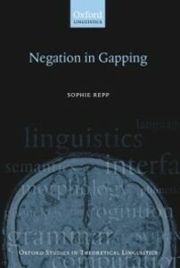 Ebook in inglese Negation in Gapping Repp, Sophie