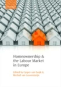 Ebook in inglese Homeownership and the Labour Market in Europe