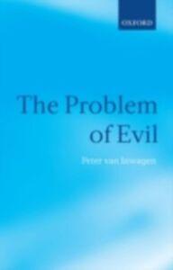 Foto Cover di Problem of Evil, Ebook inglese di Peter van Inwagen, edito da Oxford University Press, UK